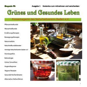 Magazin Grünes Leben
